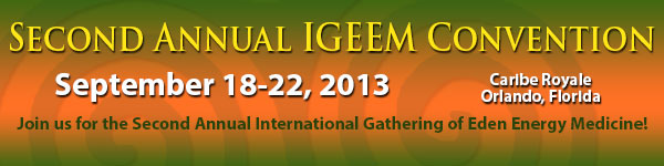 International Gathering of Eden Energy Medicine