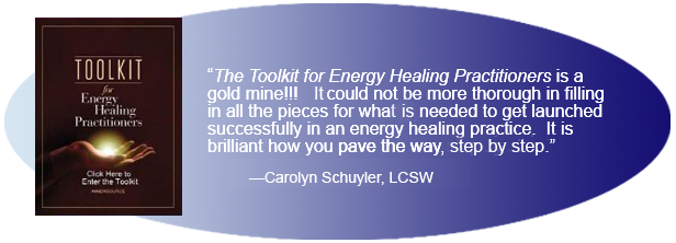 Toolkit for Energy Healing Practitioners