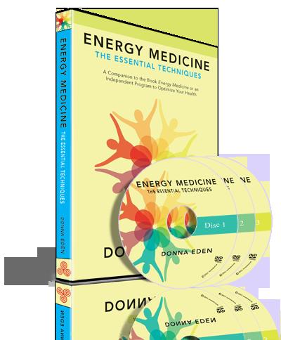 Energy Medicine: The Essential Techniques (3-DVD set)