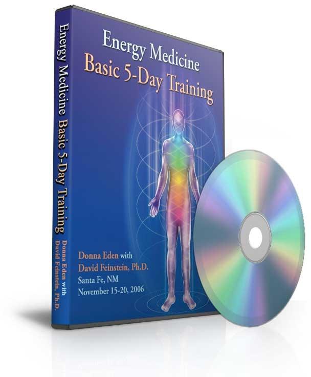 Energy Medicine: Basic 5-Day Training (8-DVD set)